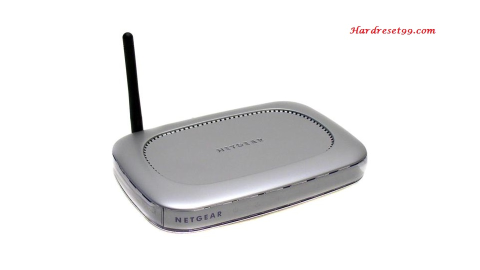 NetGear MR814-V3 Router - How to Reset to Factory Defaults Settings