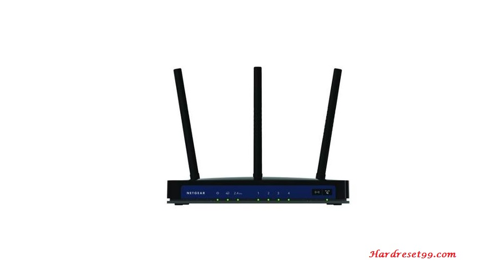 Netgear 2QX9406 Router - How to Reset to Factory Defaults Settings