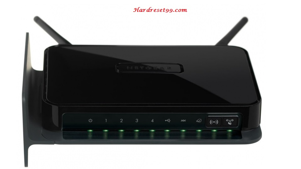 Netgear DGN2200M Router - How to Reset to Factory Defaults Settings
