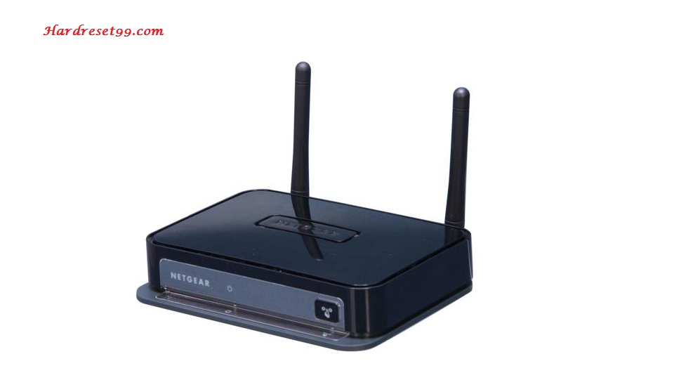 Netgear WNCE4004 Router - How to Reset to Factory Defaults Settings