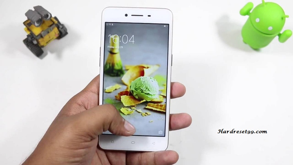 Oppo A37 Snapdragon Hard reset, Factory Reset and Password Recovery