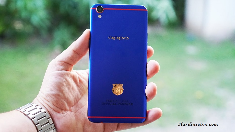 Oppo F1 Hard reset, Factory Reset and Password Recovery
