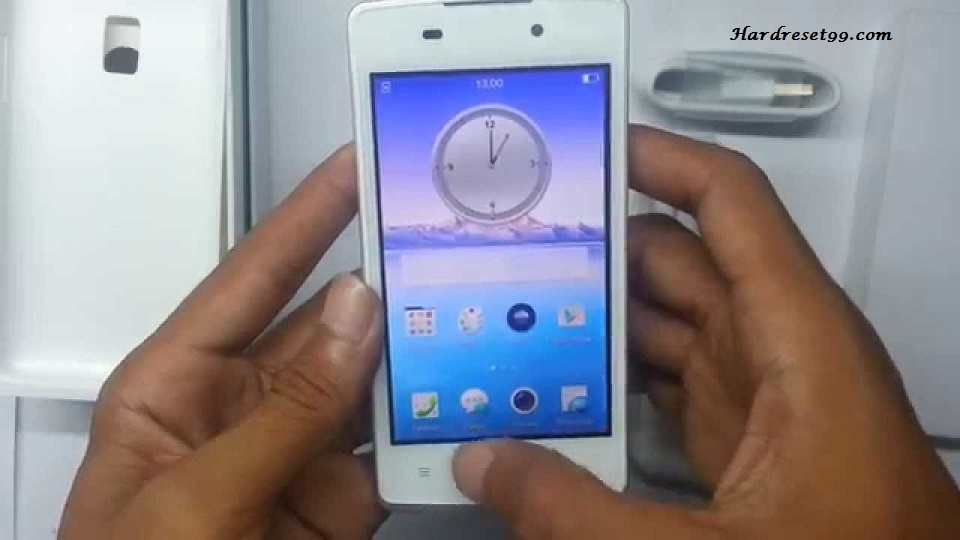 Oppo Joy Plus Hard reset, Factory Reset and Password Recovery