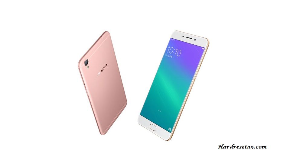 Oppo R9s Plus Hard reset, Factory Reset and Password Recovery