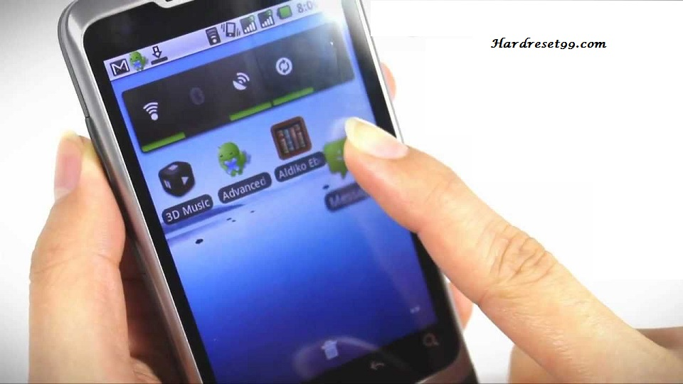 Posh Pegasus 3G S400 Hard reset, Factory Reset and Password Recovery
