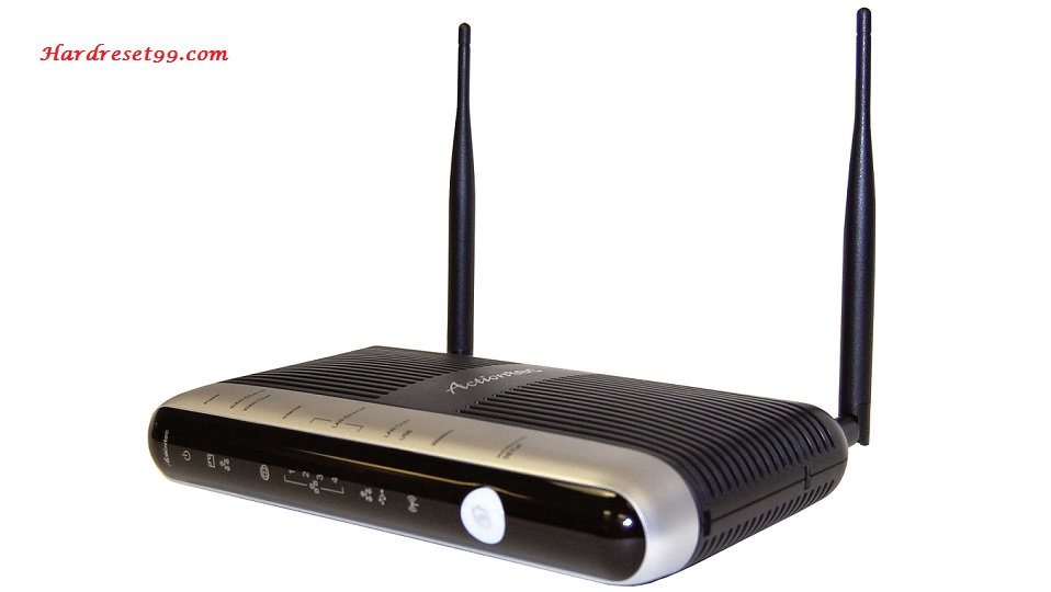Qwest Actiontec PK5000 Router - How To Reset To Factory Defaults Settings