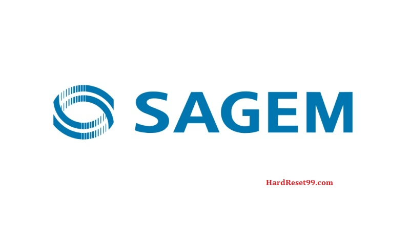 Sagem List - Hard reset, Factory Reset & Password Recovery