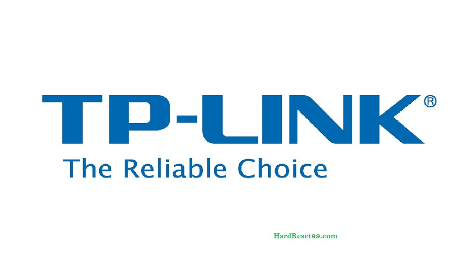 TP-Link List - Hard reset, Factory Reset & Password Recovery