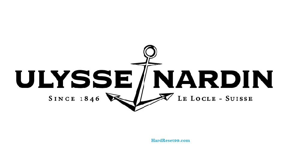 Ulysse Nardin List - Hard reset, Factory Reset & Password Recovery