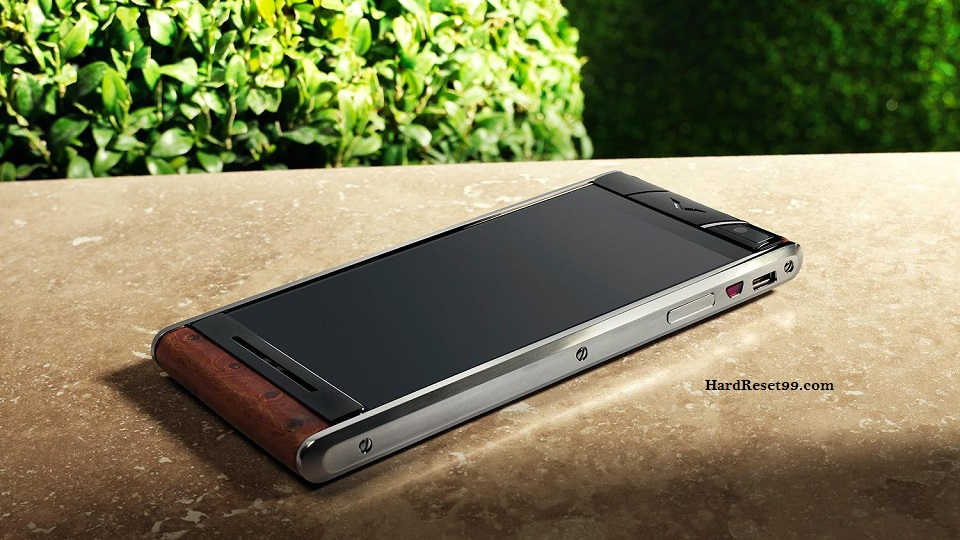 VERTU Aster Hard reset, Factory Reset and Password Recovery