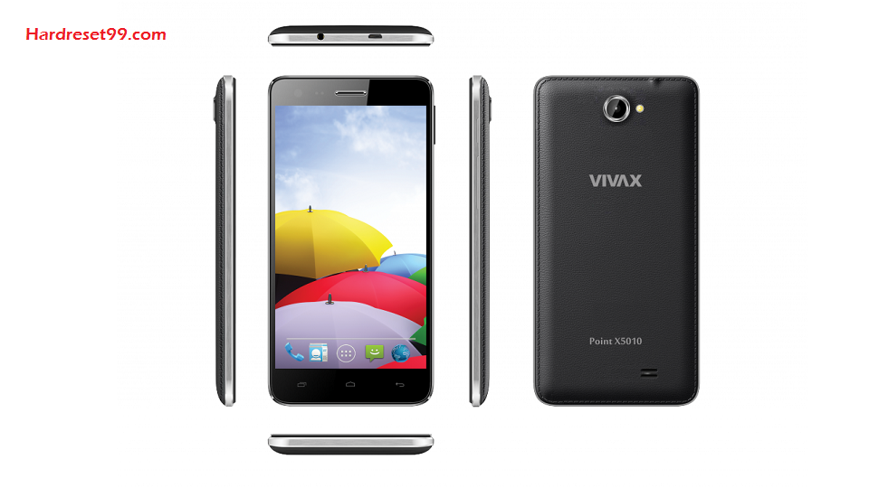 Vivax Smart Point X40 Hard reset - How To Factory Reset