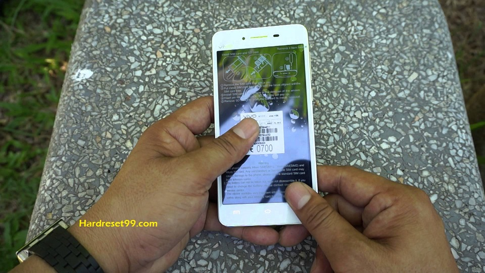 Vivo Y35 Hard reset - How To Factory Reset