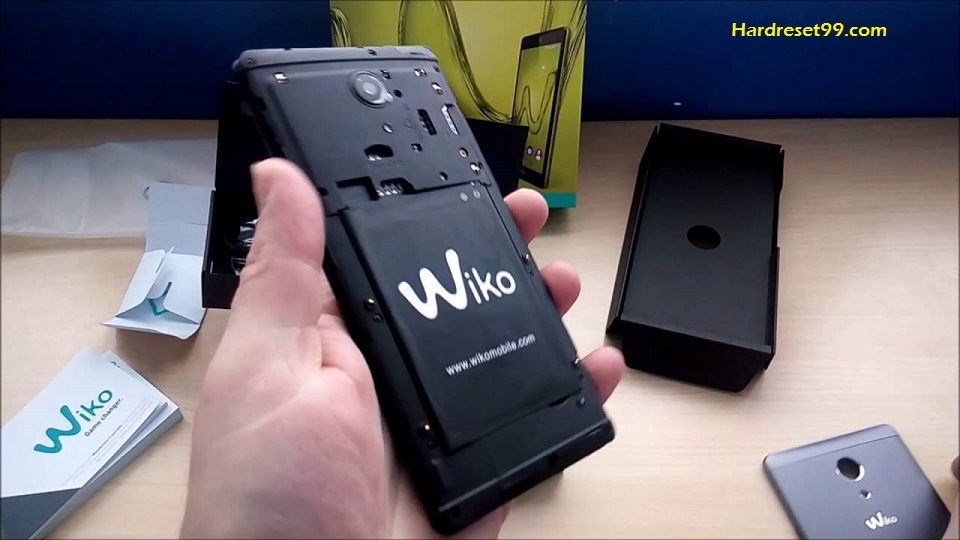 Wiko Robby Hard reset - How To Factory Reset