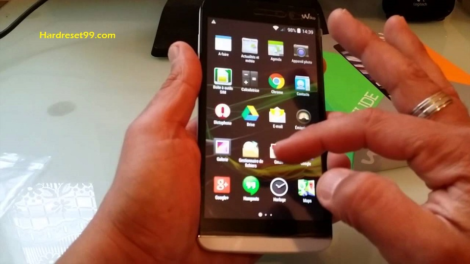 Wiko Sunny Hard reset - How To Factory Reset