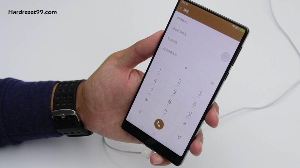 Xiaomi Mi MIX Hard reset - How To Factory Reset