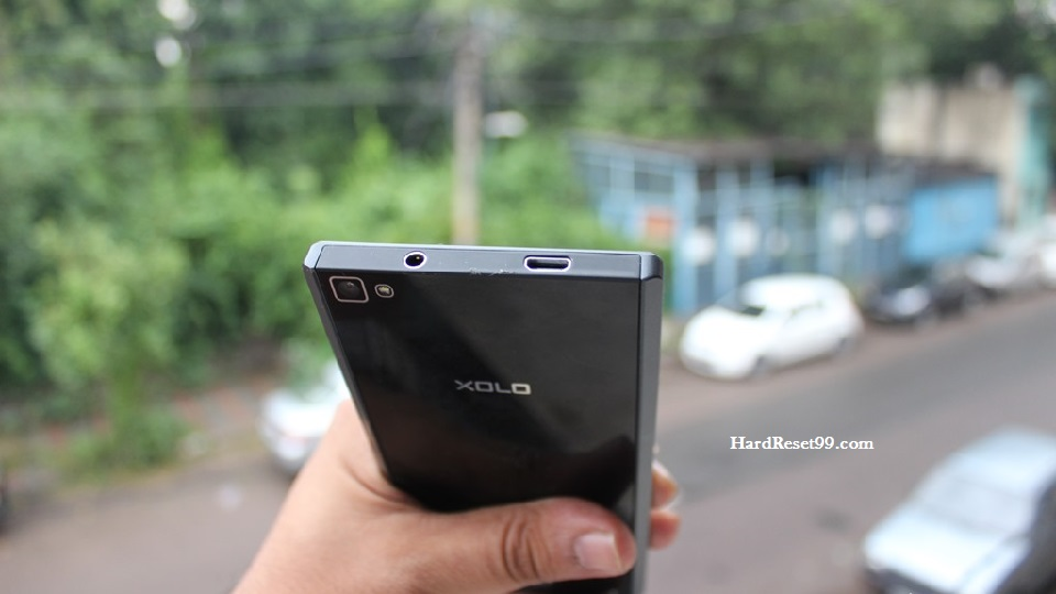 Xolo 8X 1000 Hard reset - How To Factory Reset