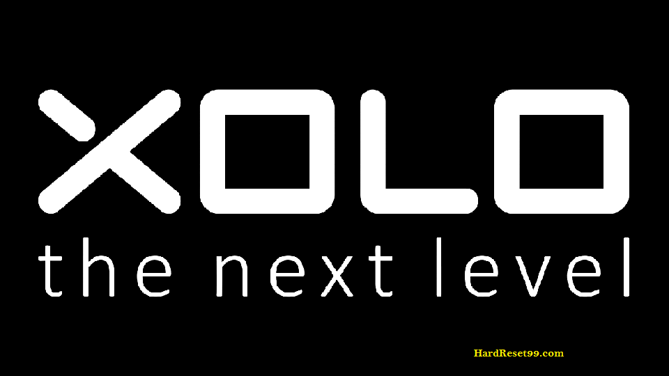 Xolo List - Hard reset, Factory Reset & Password Recovery