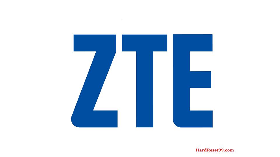 ZTE List - Hard reset, Factory Reset & Password Recovery