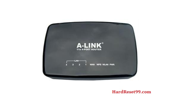 A-Link Router Factory Reset – List