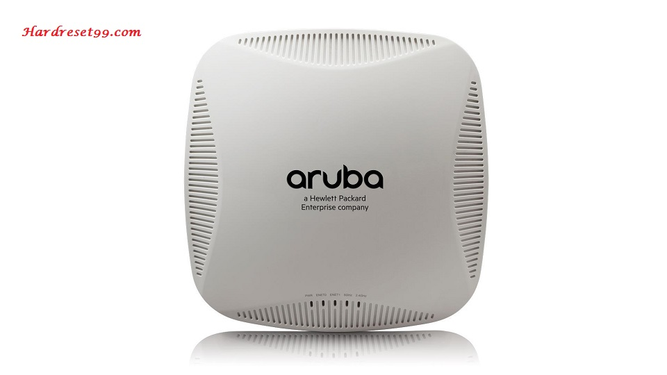 ARUBA MST2HP-US Router - How to Reset to Factory Settings