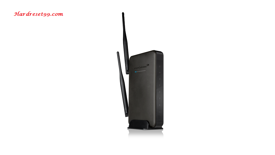 Amped Wireless R10000G Router - How to Reset to Factory Settings