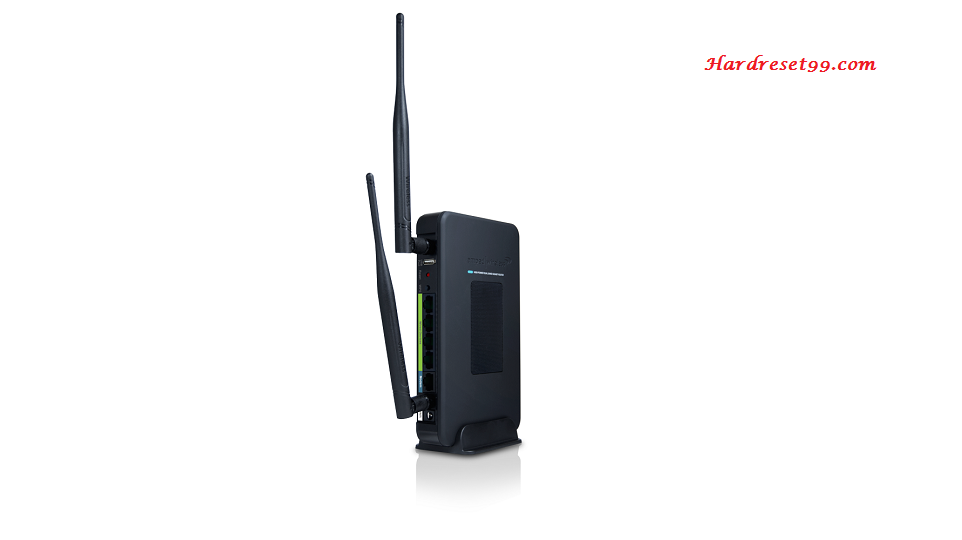 Amped Wireless R20000G Router - How to Reset to Factory Settings