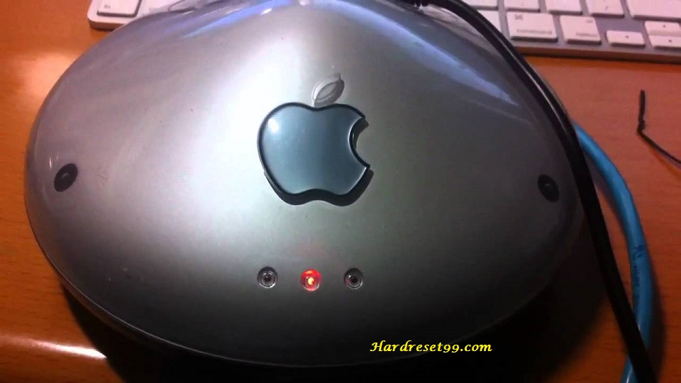 Apple M5757 Router - How to Reset to Factory Settings