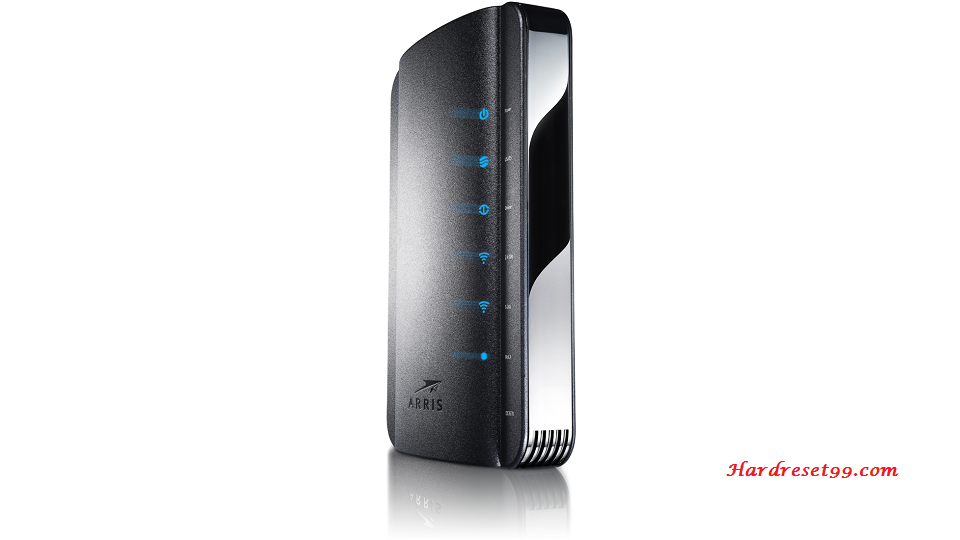 Arris DG1670 Router - How to Reset to Factory Settings