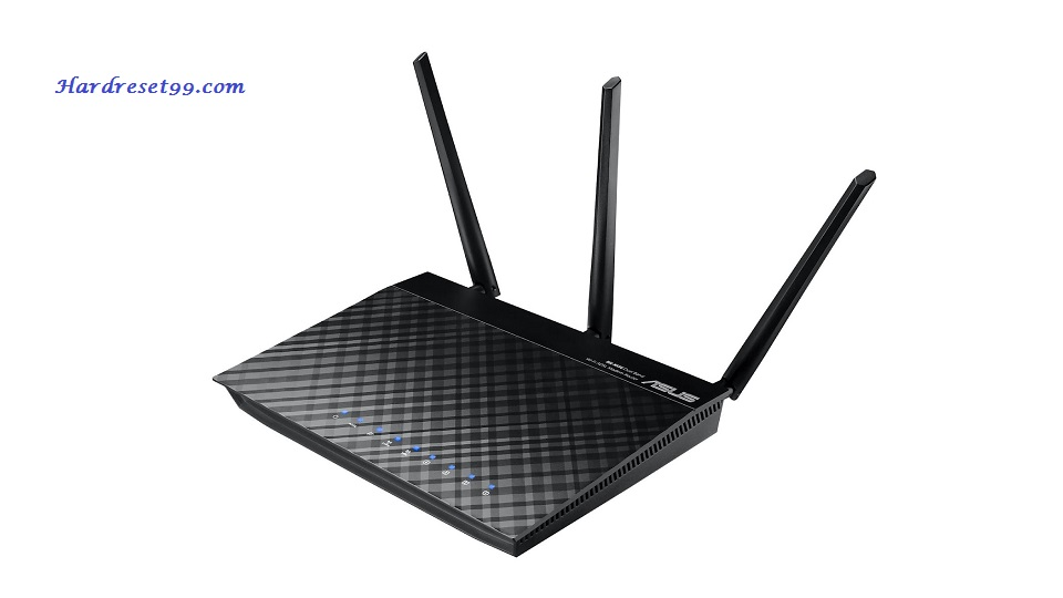 Asus DSL-AC52U Router - How To Reset To Factory Defaults Settings
