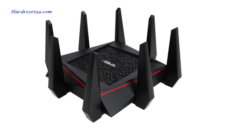 Asus RT-AC5300 Router - How To Reset To Factory Defaults Settings