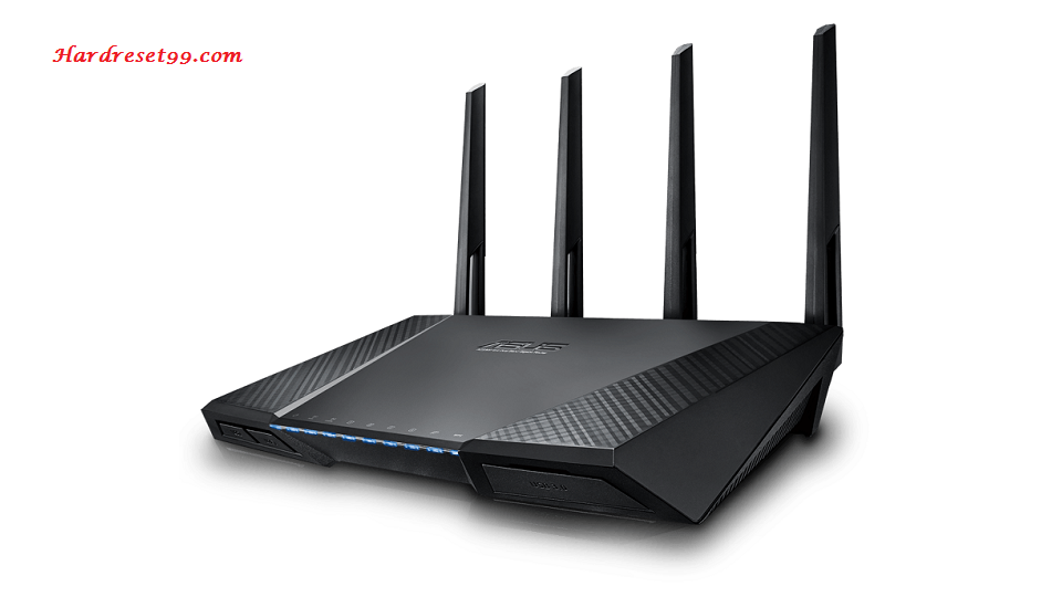 Asus RT-AC87U Router - How To Reset To Factory Defaults Settings