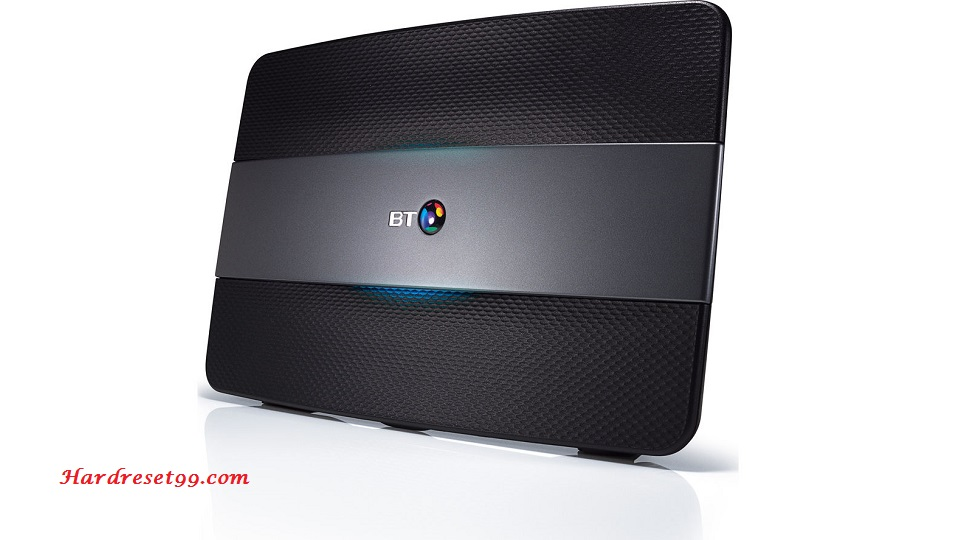 BT Micro Router - How to Reset to Factory Settings