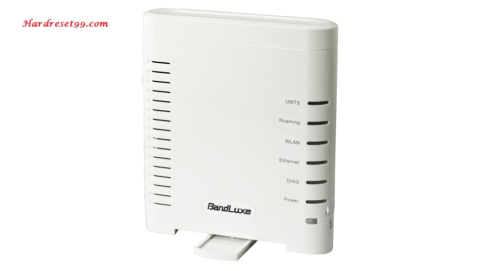 Bandluxe R300 Router - How to Reset to Factory Settings