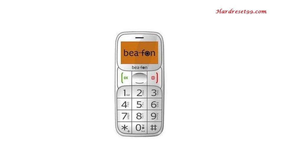 Bea-fon S200 Hard reset - How To Factory Reset