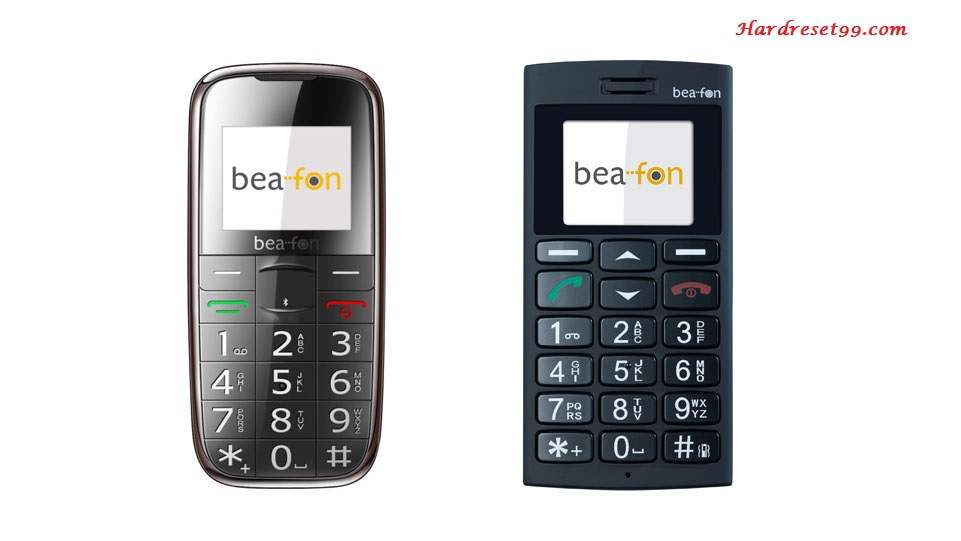 Bea-fon SL205 Hard reset - How To Factory Reset