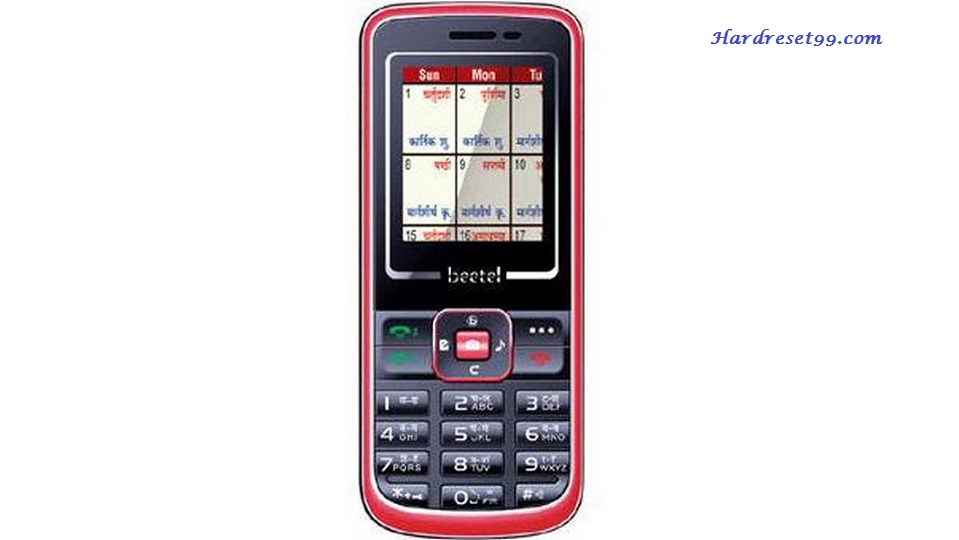 Beetel GD305 Hard reset - How To Factory Reset