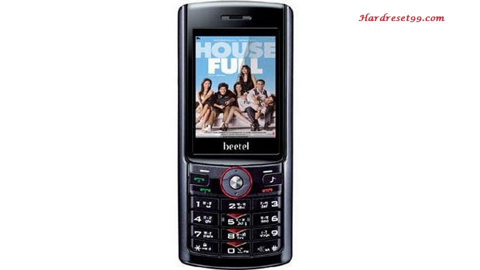 Beetel GD555 Hard reset - How To Factory Reset
