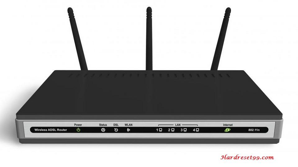 Belkin F5D8630-4Av1 Router - How to Reset to Factory Settings