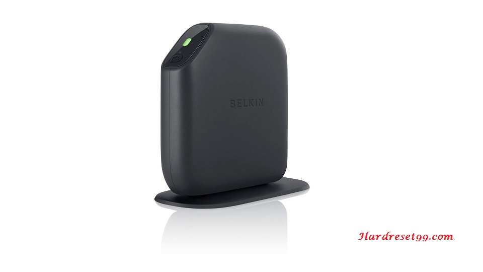Belkin F6D4230-4v1 Router - How to Reset to Factory Settings