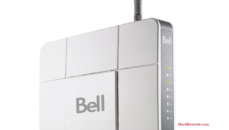 Bell CellPipe-7130 Router - How to Reset to Factory Settings