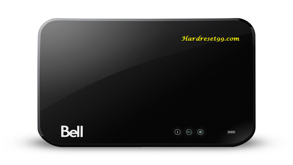 Bell Home Hub 1000 Router - How to Reset to Factory Settings