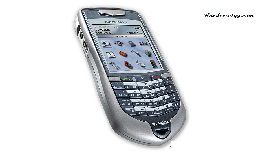 BlackBerry 7105t Hard reset - How To Factory Reset