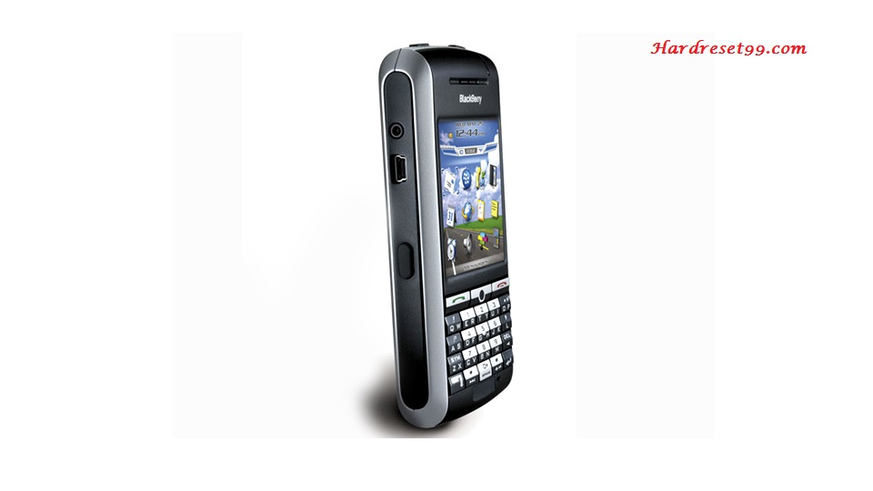 BlackBerry 7130g Hard reset - How To Factory Reset