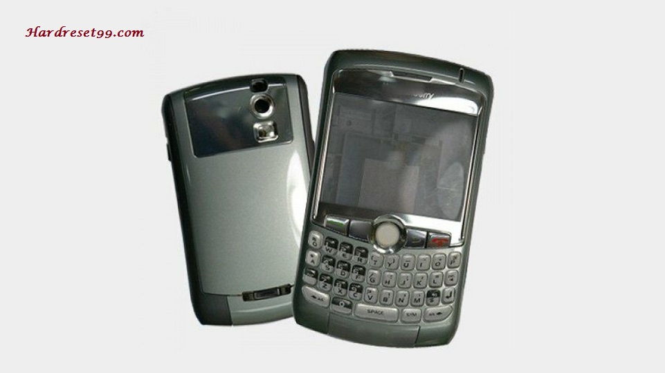 BlackBerry 8300 Curve Hard reset - How To Factory Reset