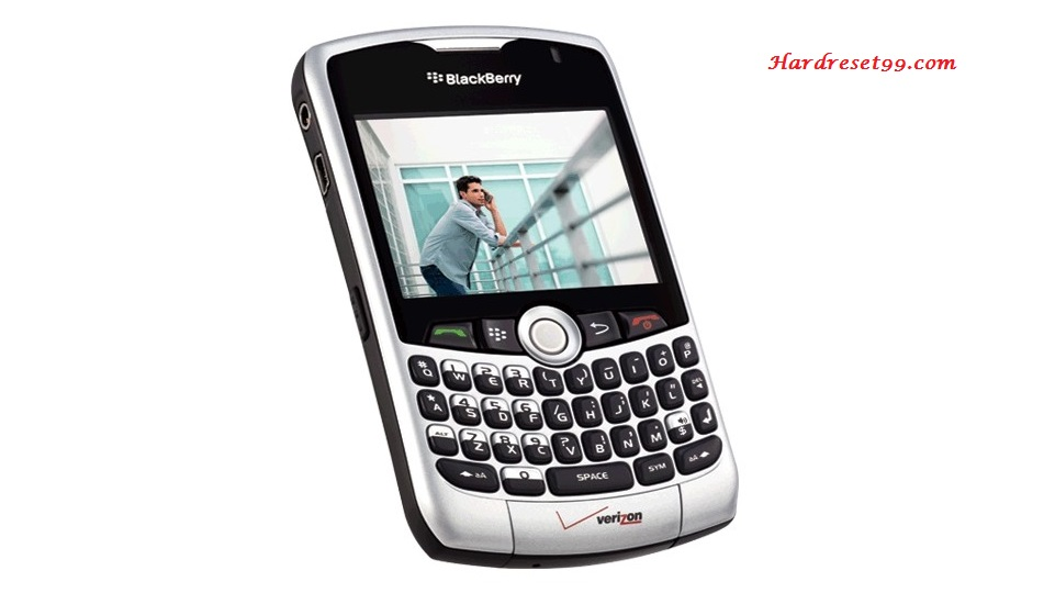 BlackBerry 8330 Curve Hard reset - How To Factory Reset