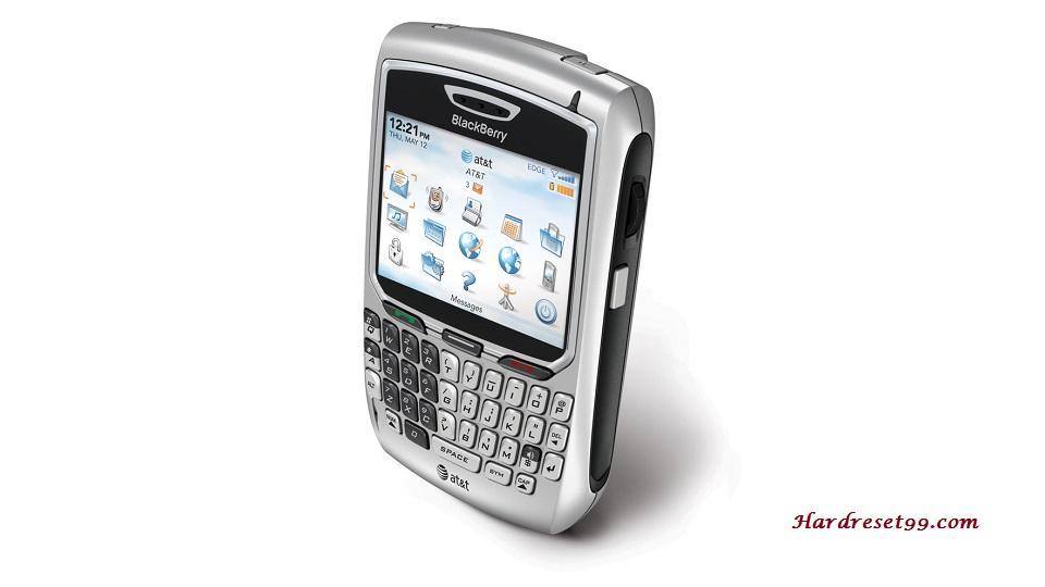 BlackBerry 8700c Hard reset - How To Factory Reset