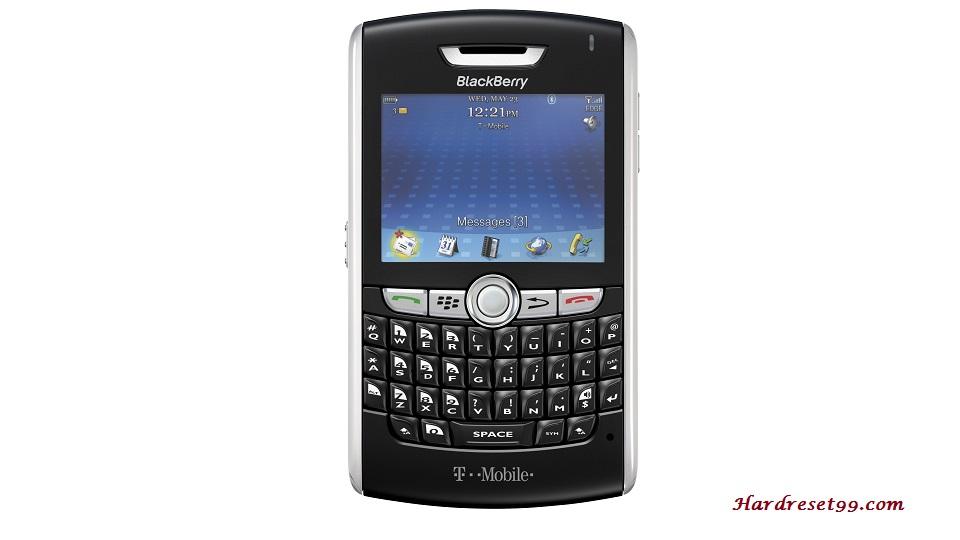BlackBerry 8820 Hard reset - How To Factory Reset