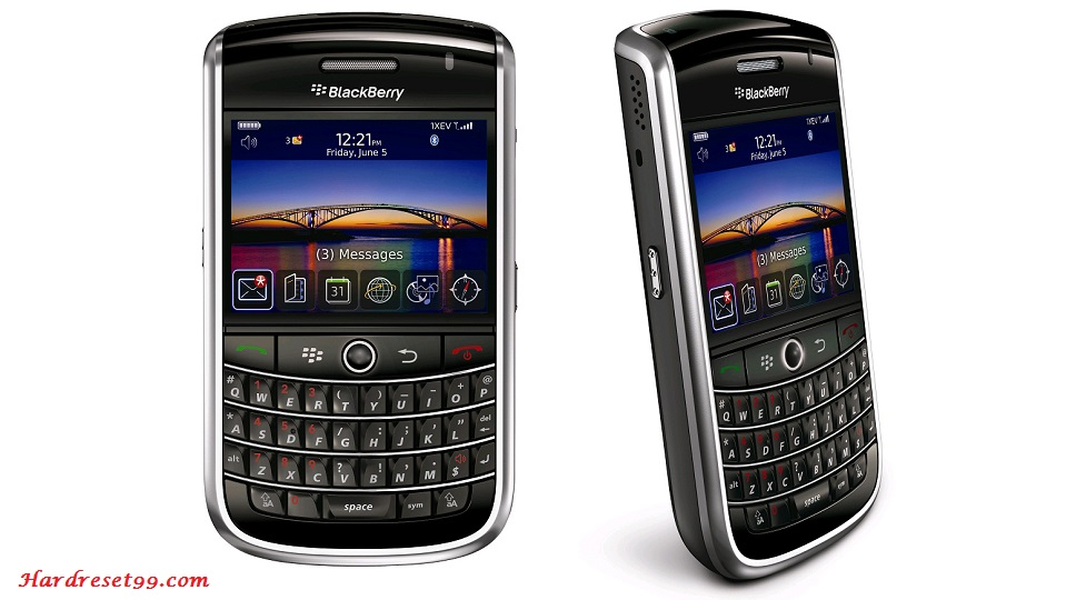 BlackBerry 9630 Hard reset - How To Factory Reset