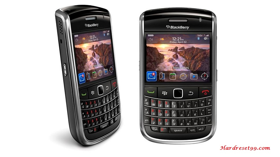 BlackBerry 9650 Bold Hard reset - How To Factory Reset