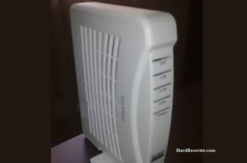 Creative Broadband Blaster 8022 Router - How to Reset to Factory Settings